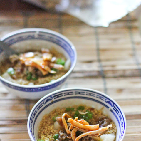 Fish and Millet Congee