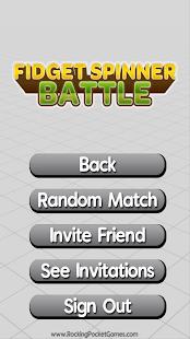 Game Fidget Spinner Battle apk for kindle fire