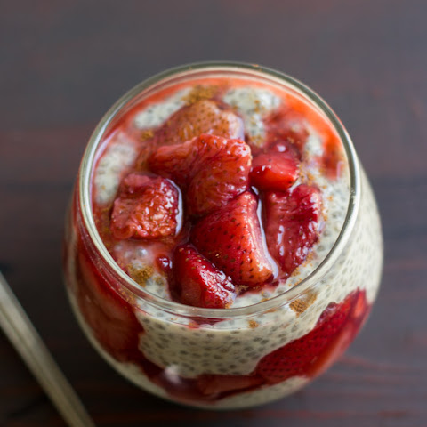 French Vanilla Chia Pudding