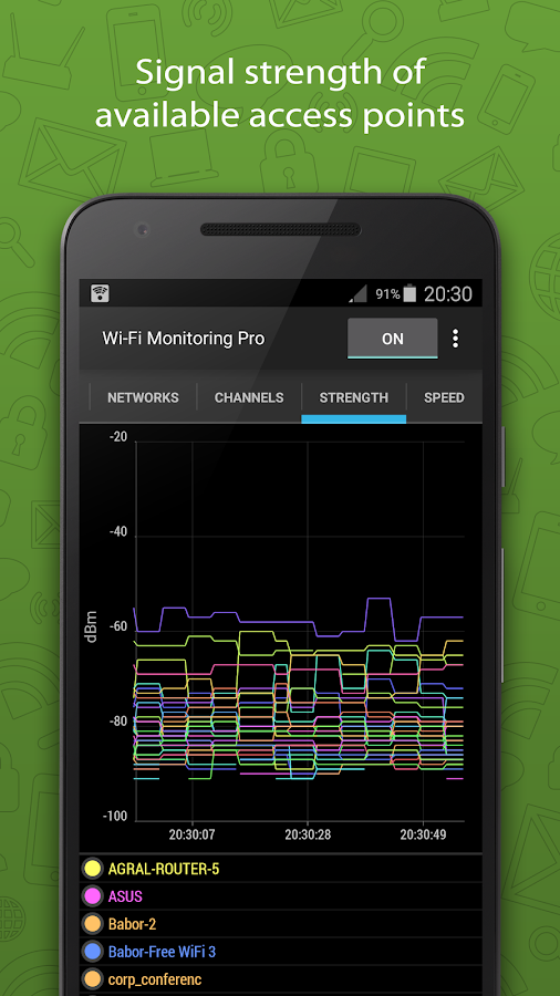 WiFi Monitor Pro Screenshot 3