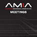 AMIA Meetings Icon