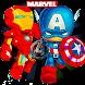 Captain Iron SuperHero Future Fight
