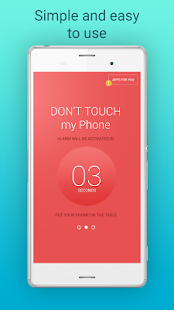 App Don't Touch My Phone apk for kindle fire