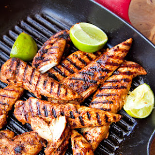 Spicy Grilled Lime Chicken Recipes