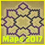 APK App Maps for Clash of Clans 2017 for iOS