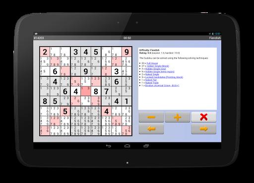 Sudoku 10000 Plus - screenshot