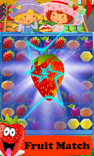 Candy Fruit - screenshot