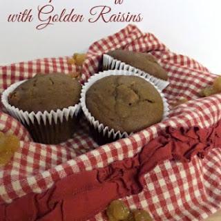Golden Raisins Muffin Recipes