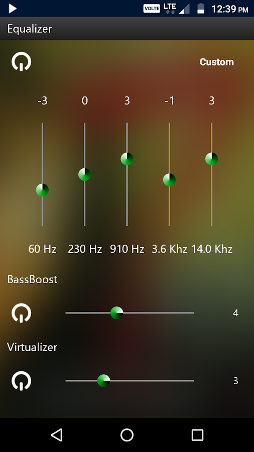 PowerAudio Pro Music Player Screenshot 2