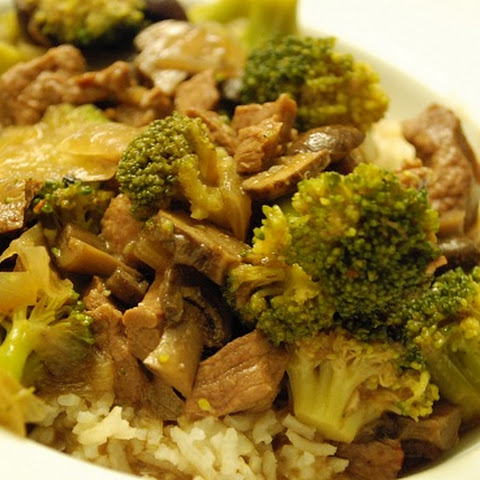 Crock-pot Beef And Broccoli