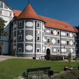 Pauline monastery in Olimje by Dušan Gajšek - Buildings & Architecture Public & Historical ( _mesta, olimje )