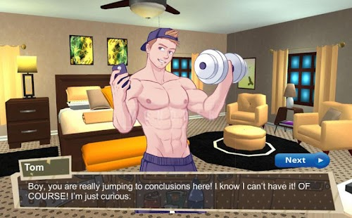 Ios dating sims for guys