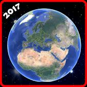 Erde Karte Leben GPS