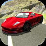 Car Driving Simulator 3D Icon