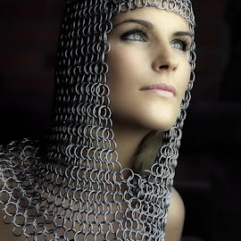 Safe  by Steve Isp - People Portraits of Women ( woman )