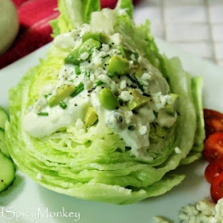 Iceberg Lettuce Wedge Salad Recipes