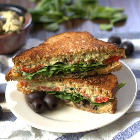 "Portabella Mushroom ""Philly Cheesesteak"" Sandwiches with Jarlsberg ..."