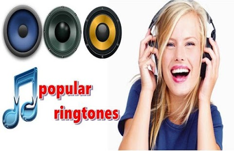 the most popular ringtones - screenshot