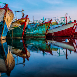 .:: brotherhood ::. by Setyawan B. Prasodjo - Transportation Boats