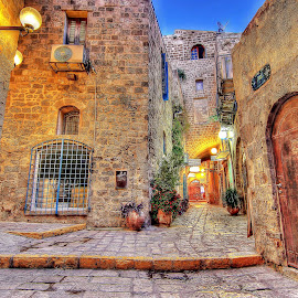 JAFFA by Abu  Janjalani Abdullah - City,  Street & Park  Neighborhoods ( street&park, neighborhoods, city )