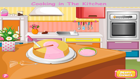 Cooking in kitchen - Bake Cake- screenshot thumbnail