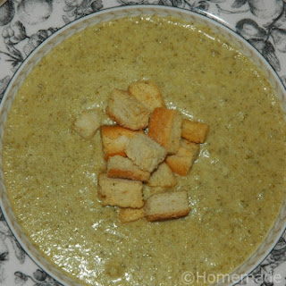 Broccoli Overload Soup