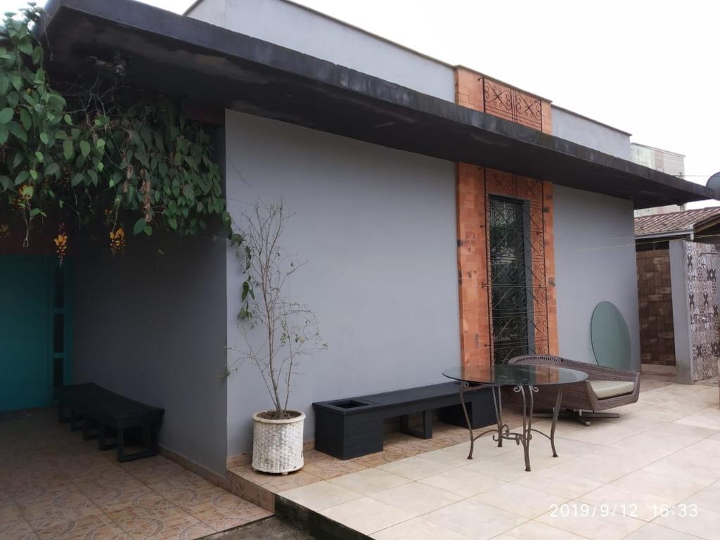 Casa com 2 dormitórios à venda, 120 m² por R$ 350.000,00 - Itaum - Joinville/SC