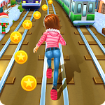Subway Princess Runner Icon