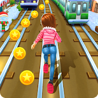 Subway Princess Runner on PC / Windows 7.8.10 & MAC