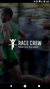 Race Crew Fitness app screenshot for Android
