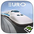Euro Train Simulator APK for Bluestacks