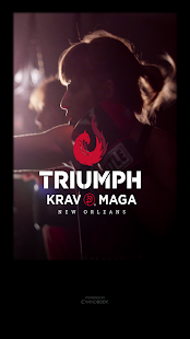 Triumph Krav Maga Fitness app screenshot for Android
