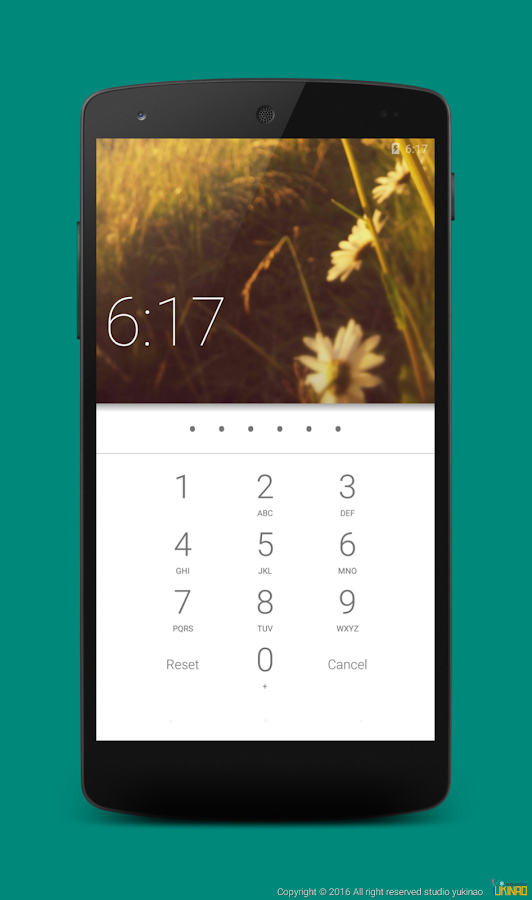 SlideUP Lock(lock screen) Screenshot 2
