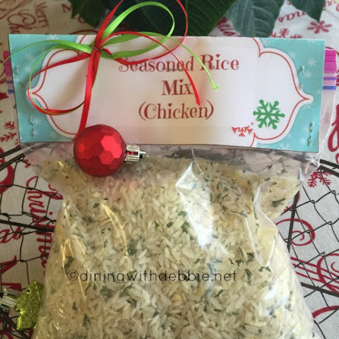 Chicken Seasoned Rice Mix