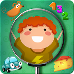 Fun educational game for Kids Icon