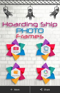 Hoarding Ship Photo Frames - screenshot