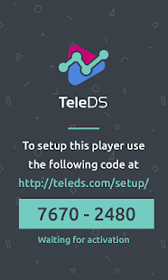 TeleDS Digital Signage Player - screenshot