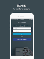 Screenshot of MyDemo by Como