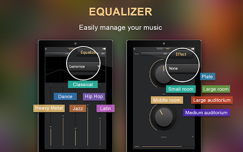 Bass Booster &EQ Music Player APK for Nokia