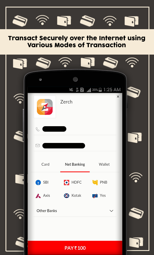 Zerch - Nearby deals & offers Screenshot 6