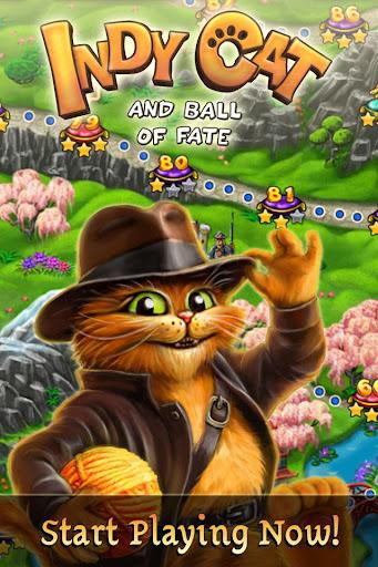 Indy Cat Match 3 screenshot 5