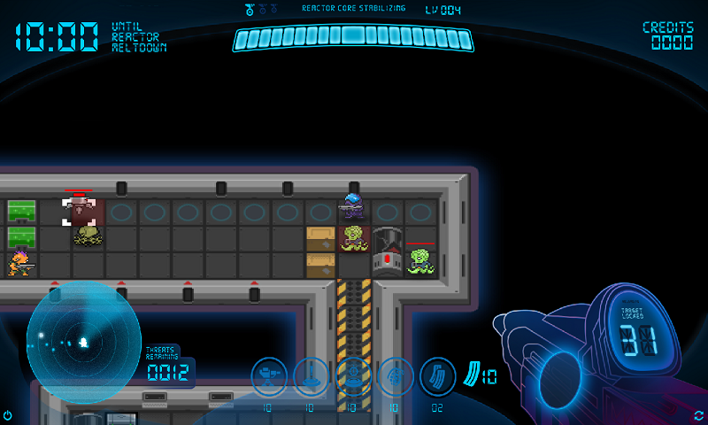 Super Space Meltdown Screenshot 3