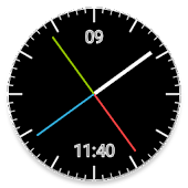 Free Seconds Hand for Wear APK for Windows 8
