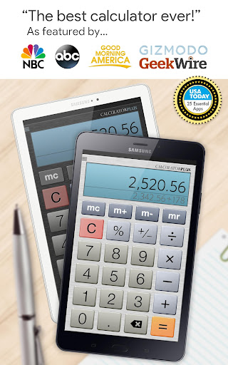 Calculator Plus Free screenshot 6