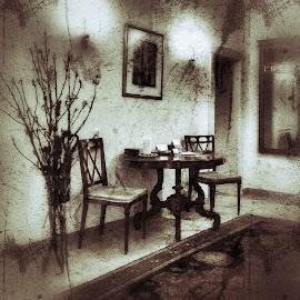 Reading corner by Alena Ajaja Koutná - Instagram & Mobile Android