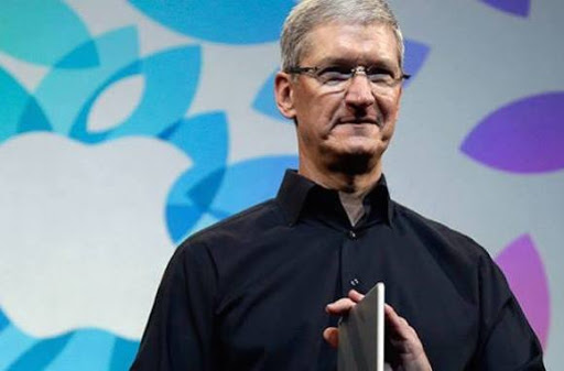 Apple-boss springer ud som bøsse! apple, tim cook
