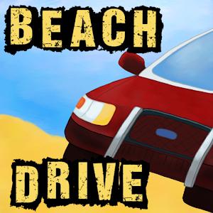 Beach Drive Free For PC (Windows & MAC)