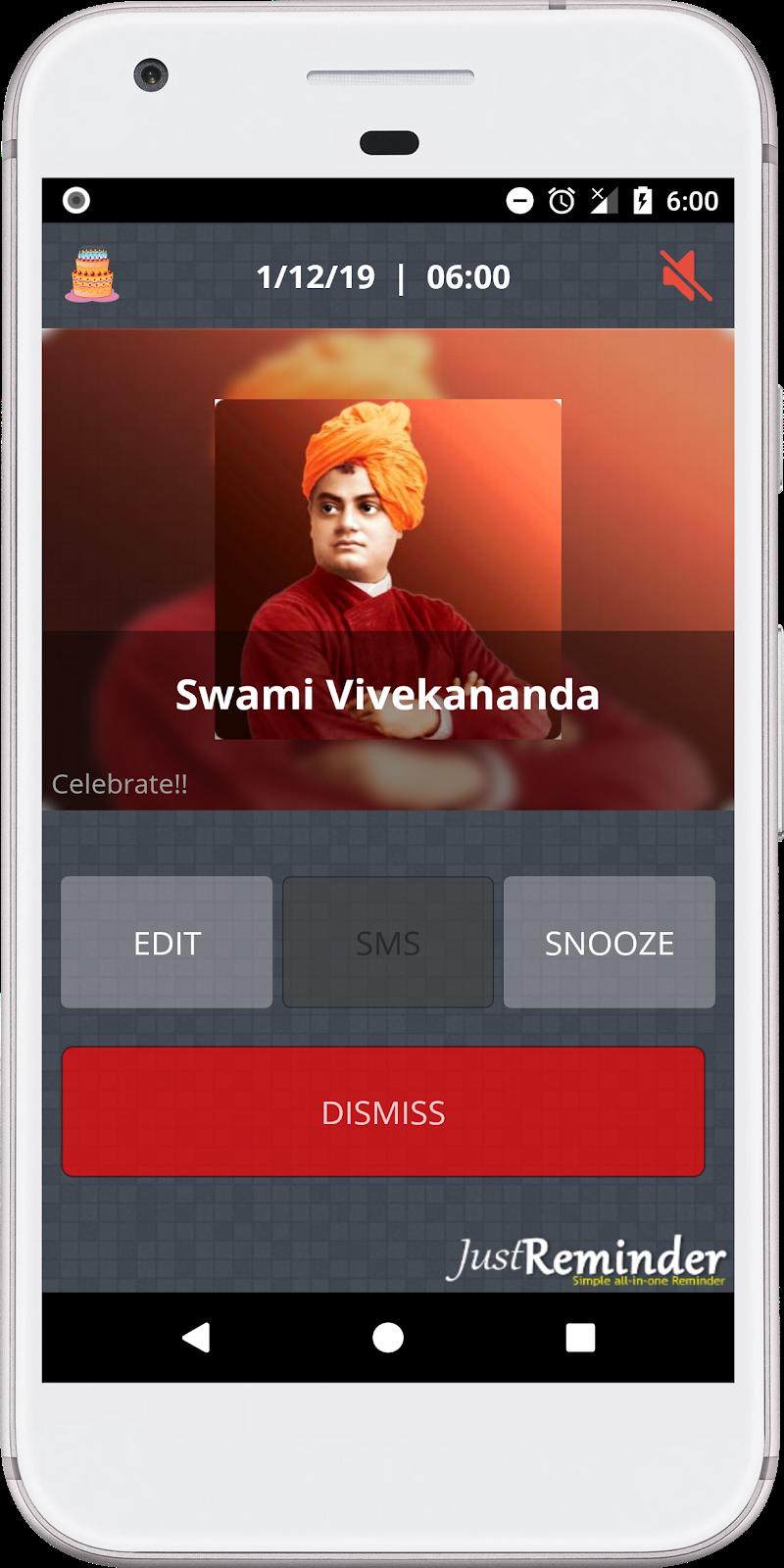 Just Reminder with Alarm Screenshot 7