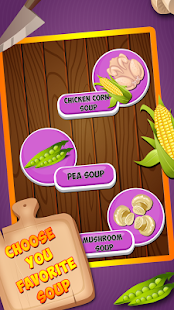 Soup Fever - Cooking Games - screenshot