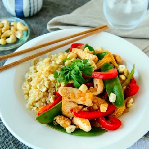 Honey, Lemon & Ginger Chicken Stirfry – Sneak Peek